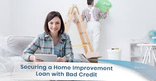 Home Improvement Loans With Bad Credit – Is It Possible?