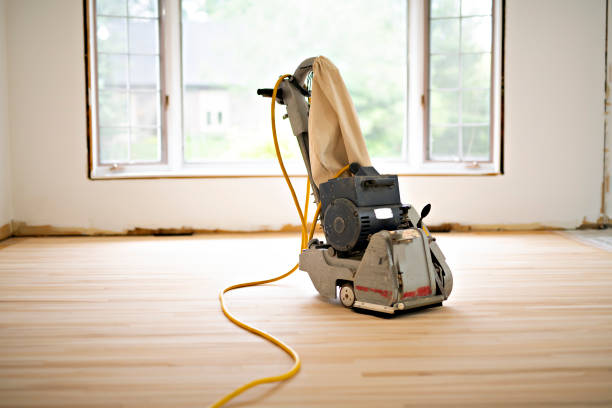 A Guide To Choosing The Best Floor Sanding Machine
