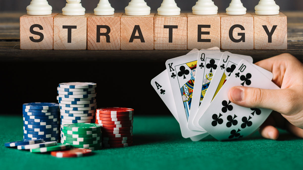 Poker Strategy – How To Win With stud Poker