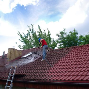 Improve Your Home's Look And Condition With Roof Cleaning Services